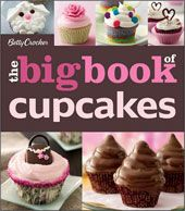 @Overstock.com.com - Scrumptious cupcake recipes-made from scratch or with a mix    Get ready for cute decorated and deliciously flavored cupcakes made easy! Betty Crocker Big Book of Cupcakes feature 175 scrumptious and adorable cupcakes-all using fun dec...http://www.overstock.com/Books-Movies-Music-Games/Betty-Crocker-Big-Book-of-Cupcakes-Paperback/5270540/product.html?CID=214117 $12.24