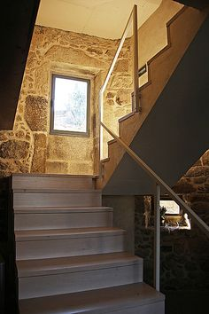 Beautiful stone house rehabilitation in Spain by Dom Arquitectura - Decoration Ideas