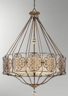 Marabelle Chandelier - Chandeliers - Ceiling Fixtures - Lighting | HomeDecorators.com