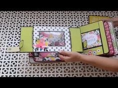 "Pop up альбом ""Summer FUN""/Страница pop up album/birthday card ideas/pop up book tutorial Photo Album Scrapbooking, Mini Scrapbook Albums, Scrapbook Pages, Large Scrapbook, Pop Up, Greeting Card Box, Mini Photo Albums, Diy Crafts For Girls, Mini Album Tutorial"