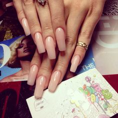 Some people look like old ladies with these. Maybe this will be my next nail style to try!