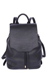 rag & bone 'Pilot' Leather Backpack