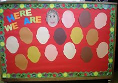Preschool Playbook: September Interactive Board