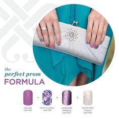 Get ready for Prom with Jamberry Nails!? www.hannahsnailjams.jamberrynails.net