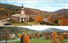 White Chapel Northfield Vermont