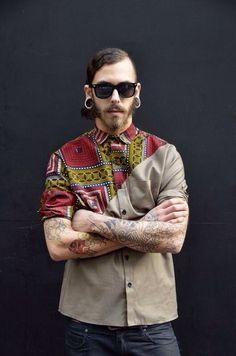 Mens African fashion