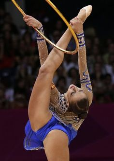 i wish i was a rythmic gymnast so bad! they are absolutley gorgeous