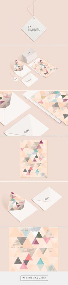 La Pajarita Branding http://jrstudioweb.com/diseno-grafico/diseno-de-logotipos/