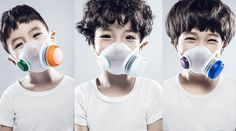 소형 공기청정기가 부착된 듯 한 첫 번째 마스크와 좀 더 심플해진 두 번째 마스크에 이어 샤오미가 새로운 마스크를 선보였습니다. 이번에는 아동용 마스크죠. 초미세먼지의 고향다운 제품이 연달아 나오고 있습니다.  Woobi Play라는 이름의 이 마스크 중 지금까지 샤