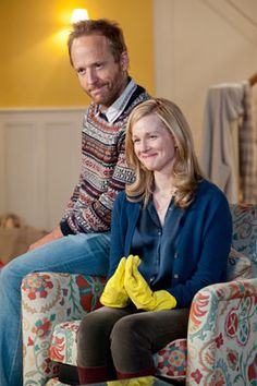 - The Big C - love the show, also love Cathy's home