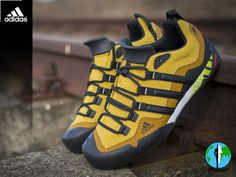 ADIDAS-TERREX-SWIFT-SOLO-AF6370-MEN'S SHOES-OUTDOOR-TREKKING-Hiking Shoes-NEW