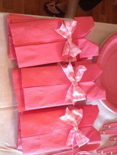 """Photo 2 of 5: Baby Girl Shower / Baby Shower/Sip & See """"Pink Brunch""""   Catch My Party"""