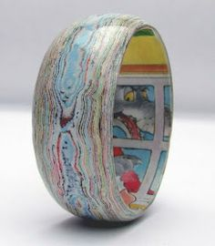 Secret Life of Jewelry - A Universe of Handcrafted Art to Wear: Bangles are Just the Beginning - Liz Hamman Jewelry