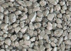 Colored Quartz Gravel Pebbles (S7124) Light Blue Gray Natural, 3 lbs Quartz Colors