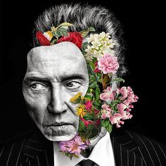 Christopher Walken by Marcelo Monreal