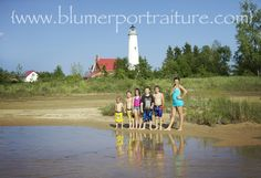 {Blumer Portraiture | Mt. Pleasant, MI Photographer} : Lighthouse