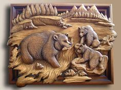 Famous Wood Carvings - Bing Images