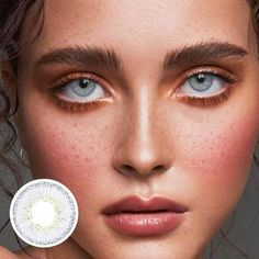 NEW IN – Lensweets Colored Eye Contact Lenses, Contact Lenses For Brown Eyes, Green Colored Contacts, Blue Contacts, Natural Color Contacts, Beautiful Eyes Color, Pretty Eyes, Too Faced, Prescription Contact Lenses