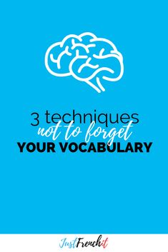 How to remember French words 💾 retain vocabulary better with these 3 techniques.#vocabulary #french #language #learnfrench