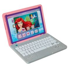 Disney Princess Style Collection Laptop With Lights And Sounds : Target Little Girl Toys, Baby Girl Toys, Toys For Girls, Kids Toys, Little Girls, Disney Princess Toys, Princess Girl, Princess Style, Disney Toys