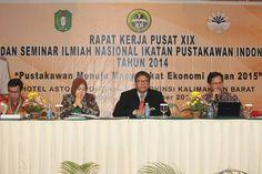 Perpustakaan Bunga Bangsa ƸӜƷ: Rakerpus IPI XIX: Pustakawan Menuju Momen AEC 2015...