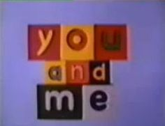 You and Me, TV Programme