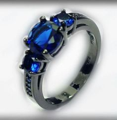 Thin Blue Line Wives ring