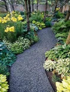 Faboulous Front Yard Path and Walkway Landscaping Ideas Landscape ideas for backyard Sloped backyard ideas Small front yard landscaping ideas Outdoor landscaping ideas Landscaping ideas for backyard Gardening ideas Cod And After Boulders Small Backyard Gardens, Outdoor Gardens, Backyard Patio, Outdoor Walkway, Backyard Shade, Backyard Hammock, Backyard Drainage, Backyard Layout, Sloped Backyard