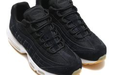The Nike Air Max 95 Premium In Black and Gum Is Available Stateside