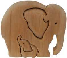 Elephant Family 3d Wood Puzzle - Love it, but not sure where to get it