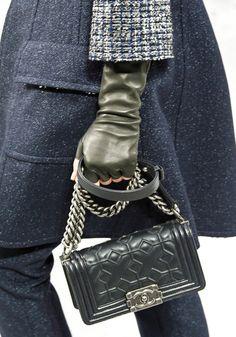 Chanel, fall 2012.