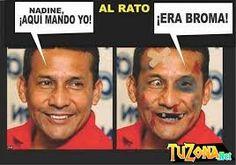 Frases chistosas de Ollanta Humala