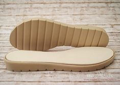 Rubber soles with insoles for shoes high quality by magic4kids