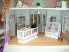 Greenleaf Doll Houses Buttercup Dollhouse Kit - 1 Inch Scale Reviews ...