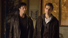 """The collection finale of The Vampire Diaries goes to be epic — so epic, in reality, that it is a part of the title: """"I Was Feeling Epic.""""Friday's penultimate episode of The CW collection featured a long-awaited wedding ceremony between vampires Stefan (Paul Wesley) and Caroline (Candice King) — an   #'American"""