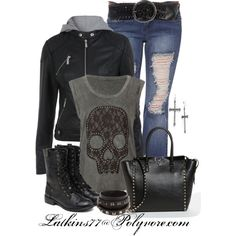 """""""Untitled #87"""" by latkins77 on Polyvore"""