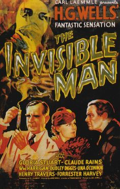 L' homme invisible 1933
