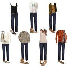 10 Piece - Jeans by elackey1 on Polyvore featuring J.Crew, LOFT, Paige Denim, BP., Franco Sarto, Gap, Banana Republic, Nallik and Nine West