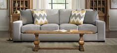 The Dump Furniture Outlet - 107-INCH FEATHER DOWN SOFA