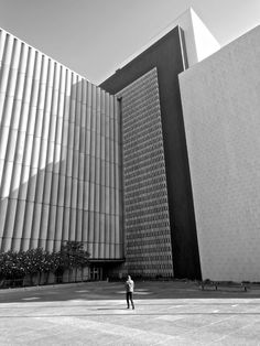 Hall of Records Richard Neutra - Los Angeles