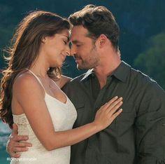 Ivan Sanchez y Ana Brenda Contreras en Lo Imperdonable.