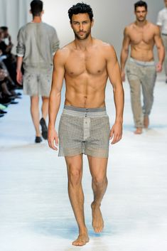 Dolce & Gabbana Male Models & Machismo image Noah Mills Dolce Gabbana Spring Summer 2012
