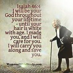 The Lord will carry us all the days of our lives, Praise God! Have a blessed day in Jesus, much love! Prayer Scriptures, Scripture Verses, Bible Verses Quotes, Faith Quotes, Word Up, Word Of God, Great Quotes, Inspirational Quotes, Motivational