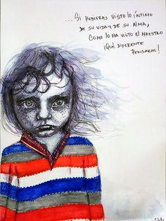 "Fragmento: ""Romance de la niña mala"" de Raúl Ferrer .#ilustrations #cuba #poem #cubacolors Cuba, Joker, Romance, Fictional Characters, Art, Bad Kids, Exercises, Drawings, Romance Film"