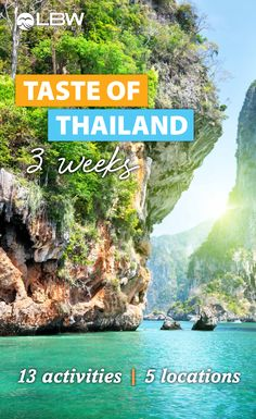 Limited spots available. 3 week Taste of Thailand tour from Life Before Work Travel ✈. For 18 to 30 year olds. Fun, easy-going leaders guide you through moments you'll remember for the rest of your life including the Full Moon Party, ethical elephant experience, snorkeling, trekking, and more. Experiences have been picked from over 7 years of research in Thailand. Activities, accommodation, and transportation included. Visit our website for experiences, and book your tour date early to sav