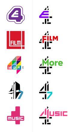 Media Branding Fun Diy Crafts fun diy crafts for couples Channel 4 Logo, Channel Branding, Best Logo Design, Branding Design, Logo Tv, Family Logo, Powerpoint Design Templates, Fun Diy Crafts, Pretty Quotes