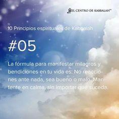 10 principios espirituales de #Kabbalah #5