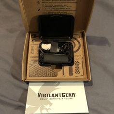 Vigilant Gear Micro SERE Kit 2.0 W/Bogota Ti Nano Entry Toolset Lock Picks