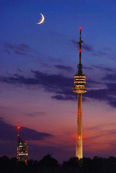 Der Donauturm- Wien...