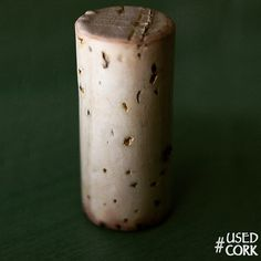Mysterious cork against green background. The #cork's from Lynmar Estate | @lynmarestate #pinotnoir